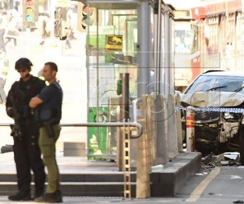 3 still critical after Australia car attack