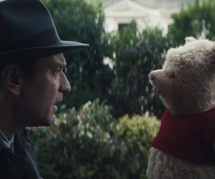 McGregor reunites with Pooh in 'Christopher Robin' teaser