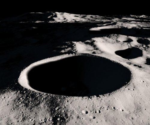 Moon's smallest shadows may be hiding tiny patches of water ice