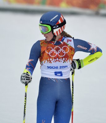 Shiffrin fulfills promise with Olympic slalom gold