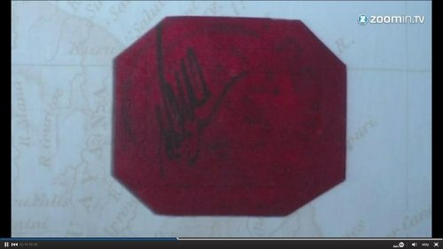 1-cent stamp sells for $9.5 million at auction