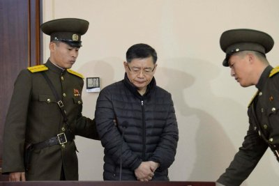 North Korea 'appalled' by Canada's reaction to pastor's sentence
