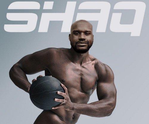 Shaq edits face onto Dwyane Wade's naked body