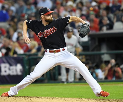 Cleveland Indians RHP Corey Kluber gets ALCS opener