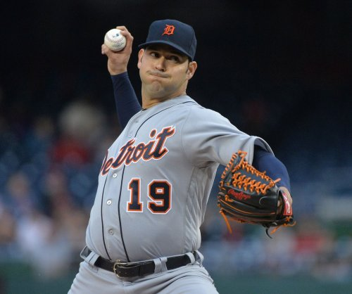 Anibal Sanchez, Detroit Tigers cruise past San Francisco Giants