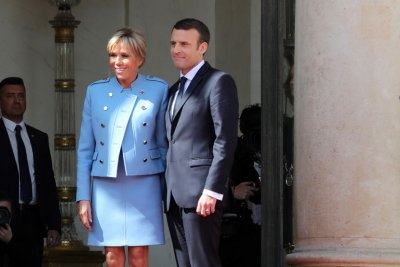 Opposition grows to Macron plan for formal first lady role