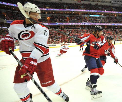 Jordan Staal's two goals lead Carolina Hurricanes by Columbus Blue Jackets
