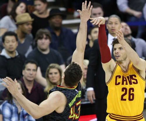 Cavaliers' Kyle Korver out Wednesday after brother's death