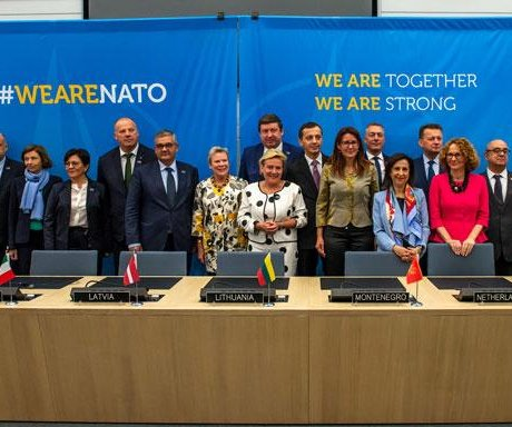 NATO allies agree to partner for joint weapons purchases