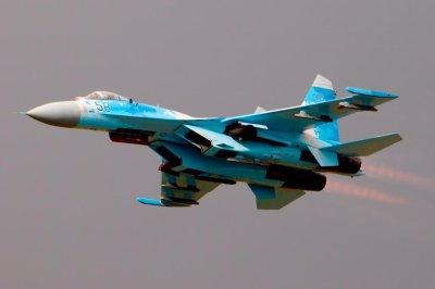 Ukrainian military jet crashes killing 2