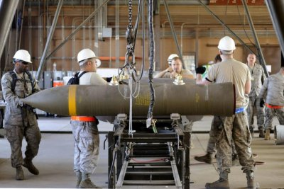 GenDyn awarded $125M for MK80, BLU-109 bomb components