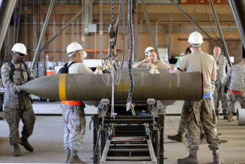GenDyn awarded $125M for MK80, BLU-109 bomb components