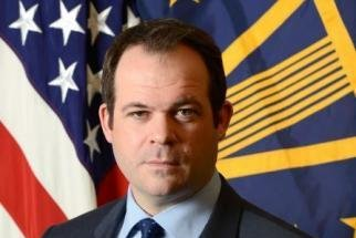 Eric Chewning, defense chief Mark Esper's chief of staff, resigns