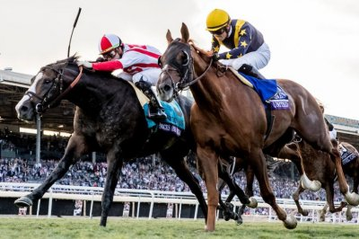 Kentucky Derby contenders in action nationwide in weekend horse racing