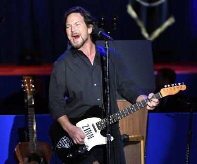 Pearl Jam shares new single 'Superblood Wolfmoon'