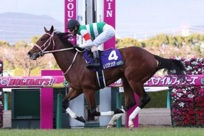 Japan offers weekend's only top-level event as horse racing struggles to resume