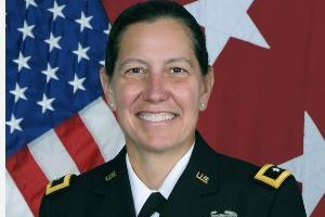 Jody Daniels becomes first woman to lead U.S. Army Reserve