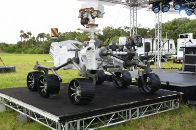 NASA prepares most sophisticated Mars rover for 'dangerous' landing