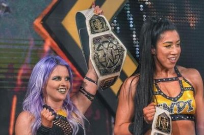 WWE NXT: Finn Balor returns, The Way become Women's Tag Team Champions