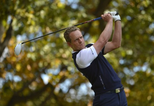 Luke Donald leads World Tour Championship