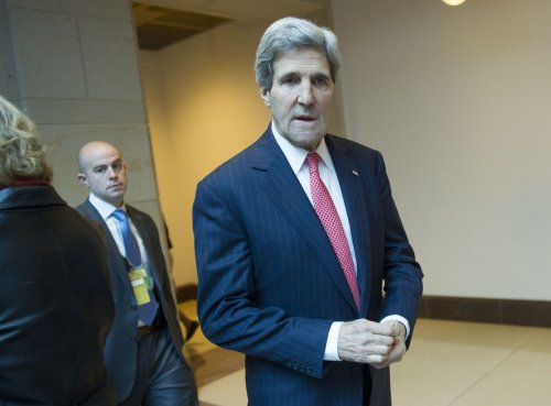 Kerry heads to Middle East to work on peace framework agreement