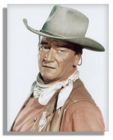 Iconic cowboy hat worn by John Wayne up for auction
