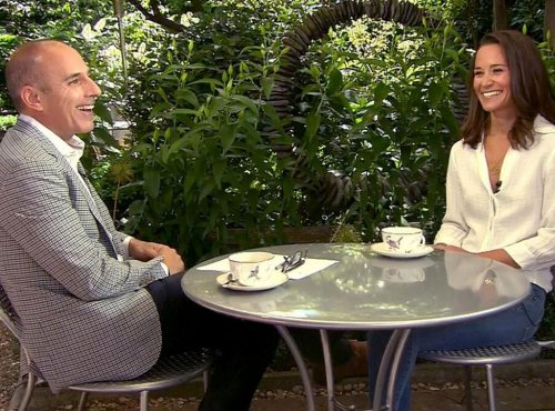 Pippa Middleton gives first-ever television interview on 'Today' show