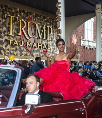 Trump Entertainment files for bankruptcy again ahead of Taj Mahal closing