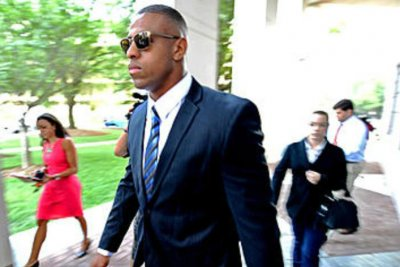 Charges against Carolina Panthers' Hardy dismissed