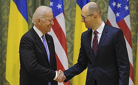 Biden to push Ukraine PM to form government