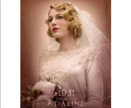 Blake Lively a timeless beauty in 'Age of Adaline' posters