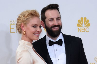 Katherine Heigl, husband Josh Kelley expecting son