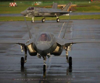 First British F-35 completes transatlantic crossing