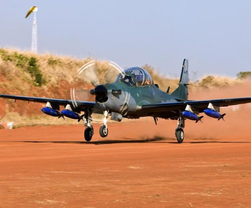 A-29 chosen for USAF assessment