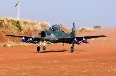 A-29 chosen for USAF assessment