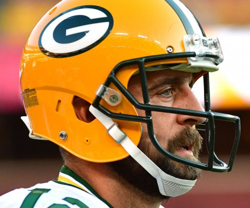 Aaron Rodgers: Green Bay Packers quarterback says he has 13 screws in fractured collarbone