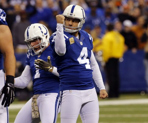 Reports: Colts, Vinatieri agree to one-year deal
