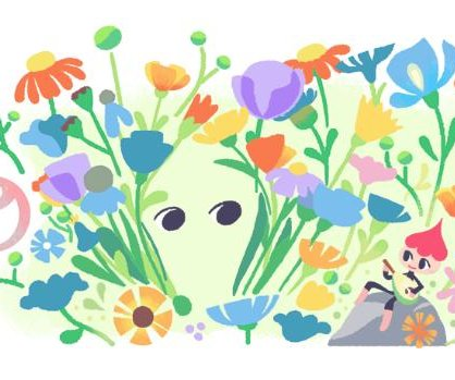 Google welcomes the spring and fall equinox with new Doodles