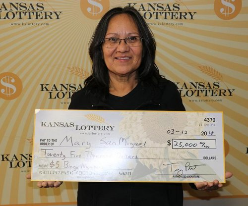 Lack of parking options leads woman to $25,000 lottery jackpot