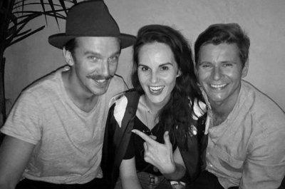 'Downton Abbey': Michelle Dockery, Dan Stevens, Allen Leech reunite