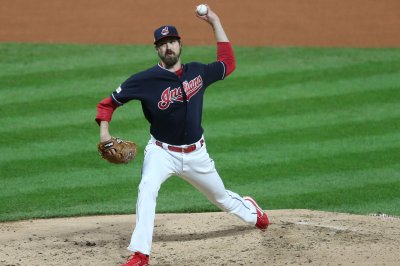 Indians' bullpen takes hit ahead of series vs. Twins