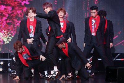 NCT 127 makes U.S. debut on 'Jimmy Kimmel Live!'