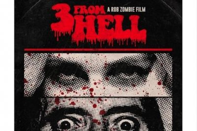 Rob Zombie to release '3 From Hell' in September