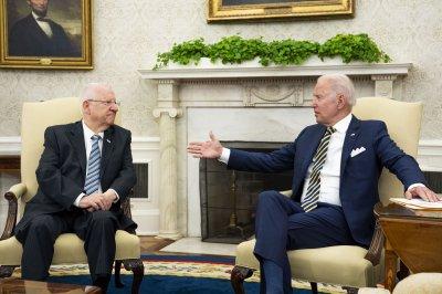 Biden tells Israel President Rivlin U.S. will never permit Iran nuclear weapons