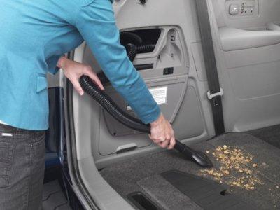 Honda Odyssey minivan cleans up