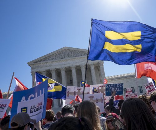 Supreme Court divided on gay marriage