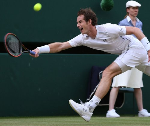 Colorful moments, upsets, record heat mark Wimbledon at halfway point