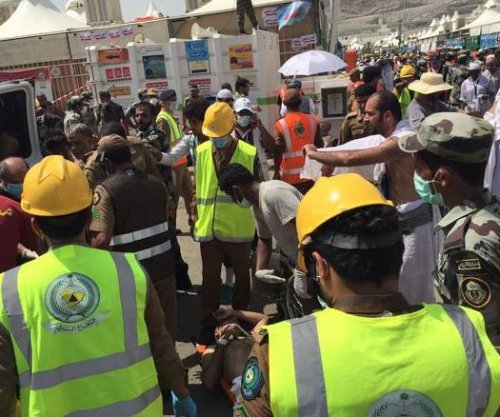 Stampede kills more than 700 during Hajj pilgrimage near Mecca