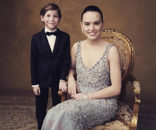 Jacob Tremblay meets Daisy Ridley of 'Star Wars' at Oscars