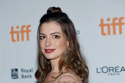 Anne Hathaway on son Jonathan: 'He is the light in my life'